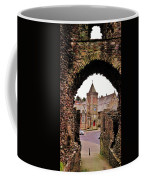 Launceston Castle South Gatehouse Coffee Mug