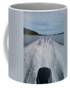 Launched Coffee Mug