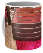 Laundry Crate Coffee Mug