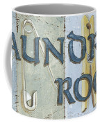 Laundry Room  Coffee Mug by Debbie DeWitt