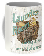 Laundry Room Sorting It Out Coffee Mug