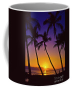 Launiupoko Sunset Coffee Mug