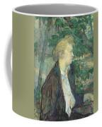 lautrec gabrielle 1891 Henri De Toulouse-Lautrec Coffee Mug