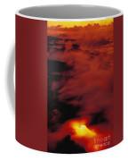 Lava At Dawn Coffee Mug