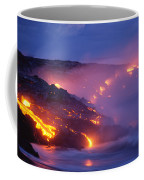 Lava At Twilight Coffee Mug