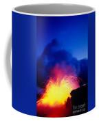 Lava Explodes Coffee Mug