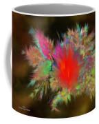 Lava Explosion Coffee Mug