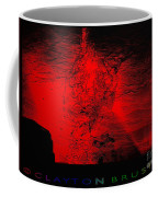 Lava Fountain Coffee Mug