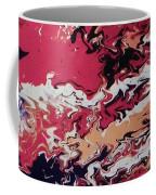 Lava Map Coffee Mug