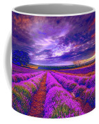 Lavandula Coffee Mug