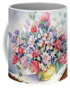 Lavendar And Lace Coffee Mug