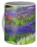 Lavender And Flowers Oh My Coffee Mug