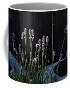Lavender And Watering Can Coffee Mug