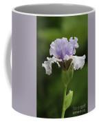 Lavender Bearded Iris #2 Coffee Mug