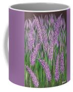 Lavender Blooms Coffee Mug