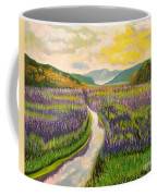 Lavender Brook Coffee Mug