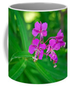 Lavender Fireweed Coffee Mug