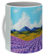 Lavender In Provence Coffee Mug