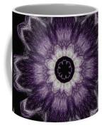 Lavender Iris Coffee Mug