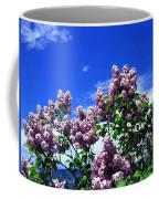 Lavender Lilacs Coffee Mug