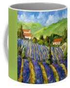 Lavender Scene Coffee Mug