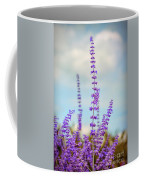 Lavender To The Sky Coffee Mug
