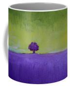 Lavender Valley Coffee Mug