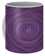 Lavender Vortex Coffee Mug