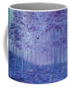 Lavender Woods Coffee Mug