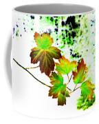 Lavish Leaves 4 Coffee Mug
