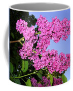 Lavish Lilacs Coffee Mug