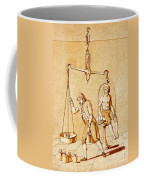 Lavoisiers Respiration Experiments Coffee Mug