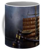 Law And Justice II Coffee Mug