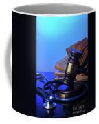 Medical Law Coffee Mug