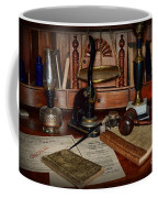 Lawyer - A Lawyers Desk Coffee Mug