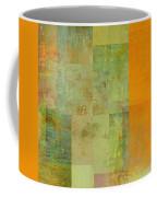 Layer Study - Turquoise Coffee Mug