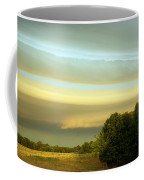 Layered Clouds Coffee Mug