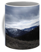 Layered Serenity Coffee Mug