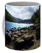 Layers Of Beauty II Coffee Mug by Lj Lambert