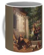 Lazarus And The Rich Man 1865 Coffee Mug