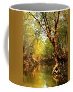 Lazy Afternoon On The Creek 2 Coffee Mug