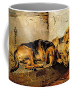 Lazy Moments Coffee Mug by John Sargent Noble