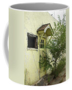 Lazy U Yellow Room Coffee Mug