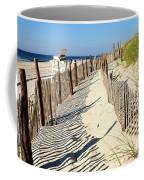 Lbi Dunes Coffee Mug