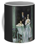 Le Balcon Coffee Mug