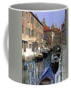 Le Barche Sul Canale Coffee Mug