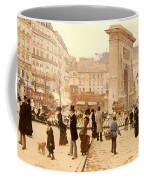 Le Boulevard St Denis - Paris Coffee Mug