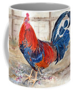 Le Chantecler- King Of The Roost Coffee Mug