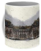 Le Chateau De Versailles Coffee Mug