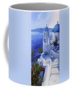 Le Chiese Blu Coffee Mug
